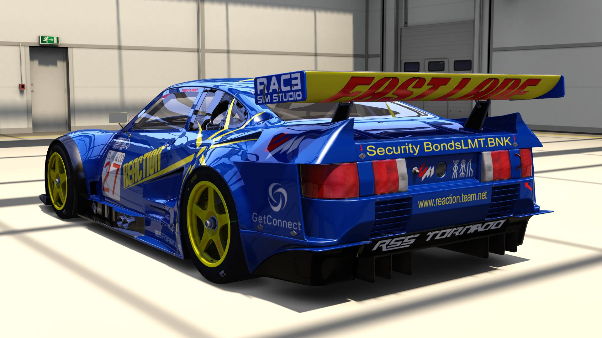 RSS GT Mod release date - Saturday 23rd - RaceSimStudio
