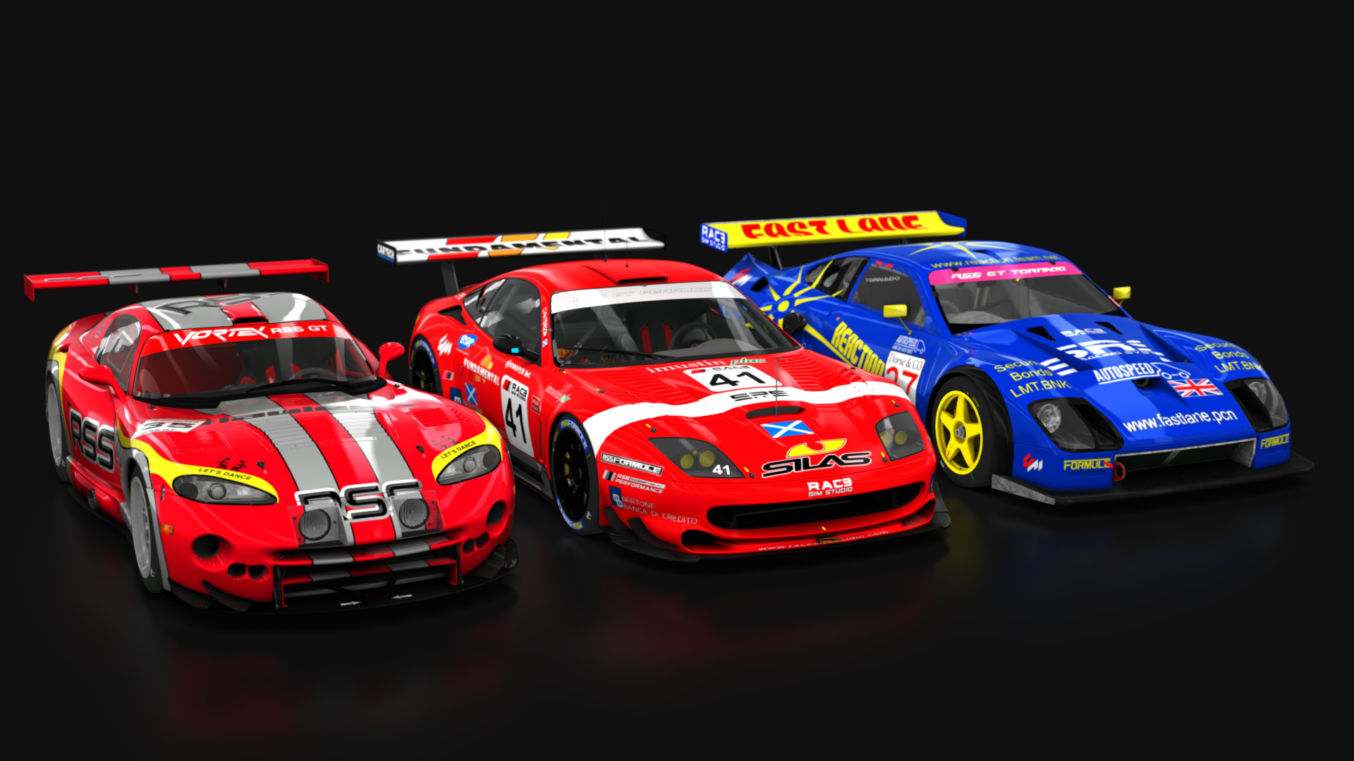RSS GT Pack now available! - RaceSimStudio