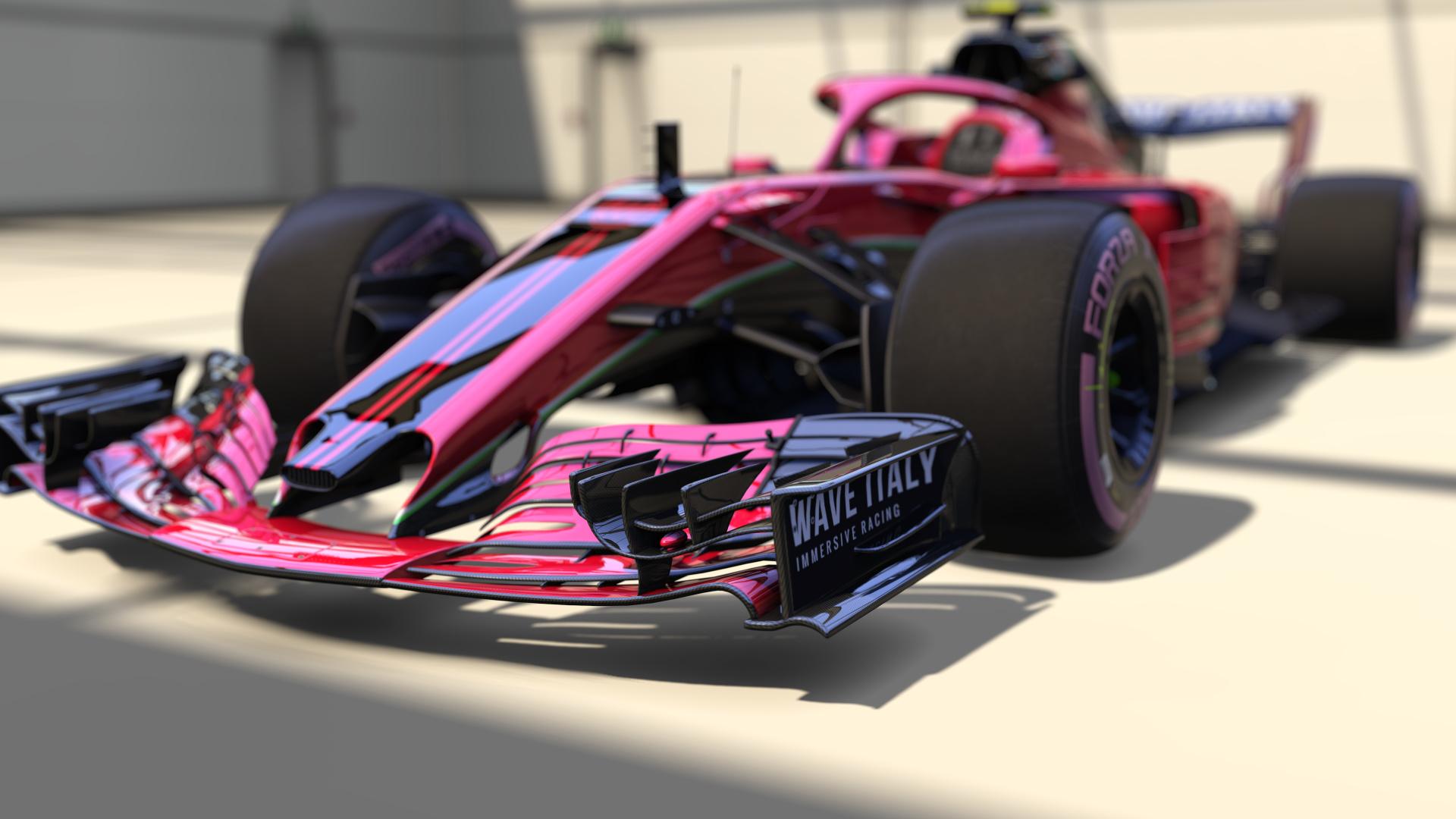 Formula Hybrid 2018 now available! - RaceSimStudio