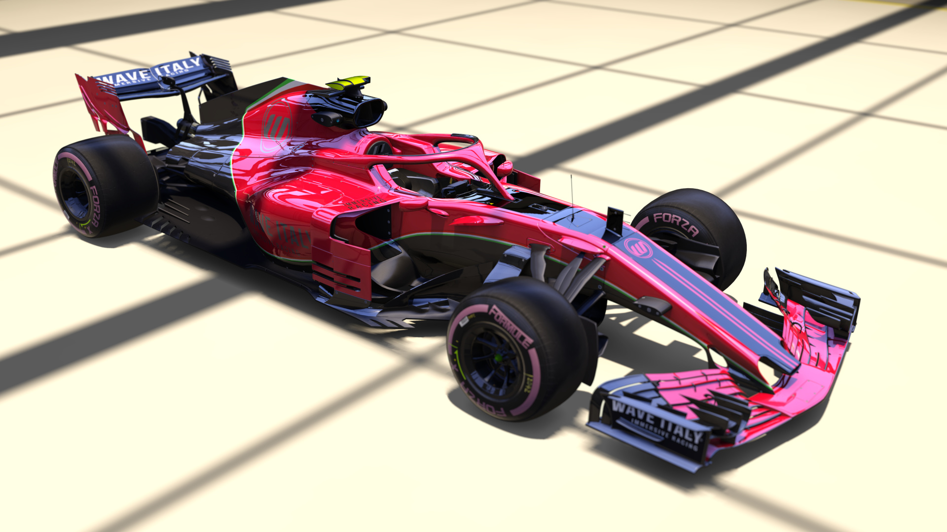 Formula Hybrid 2018 now available! - RaceSimStudio