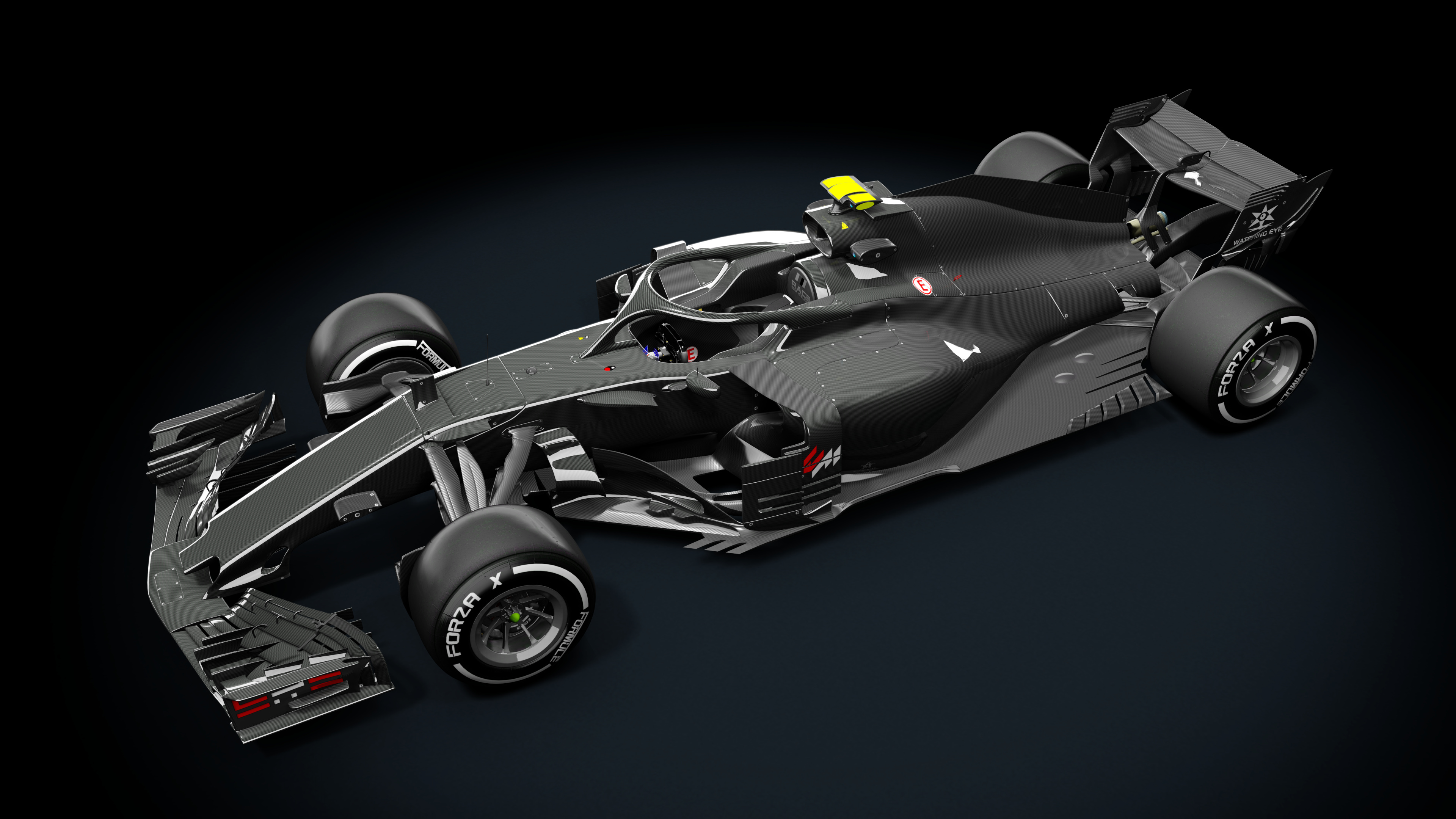 Formula Hybrid 2018 - RaceSimStudio