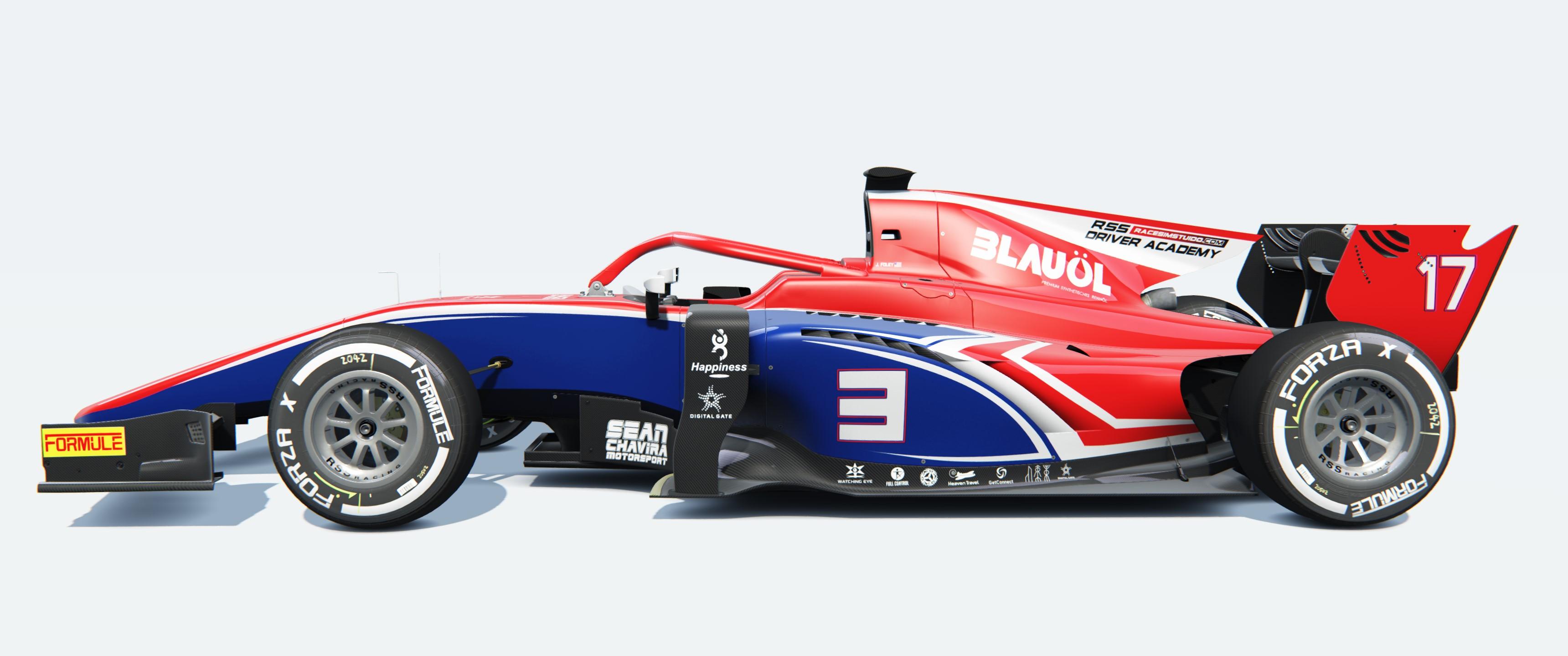 Formula RSS 2 V6 2018 Released! - RaceSimStudio