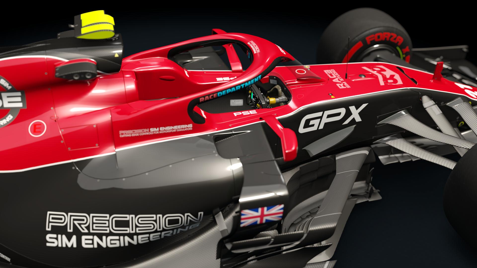 Formula Hybrid 2019 updated to version 2 0 - RaceSimStudio