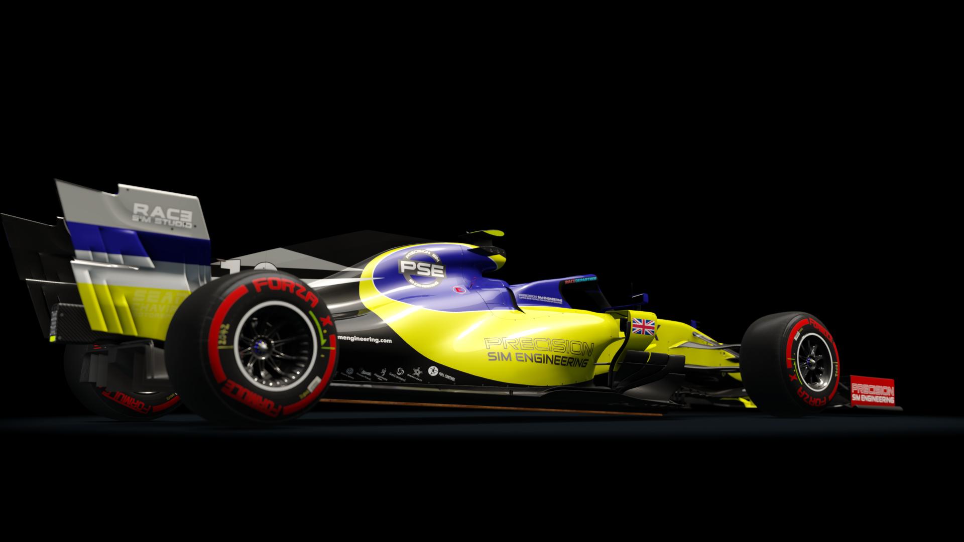 Formula Hybrid 2019 now available! - RaceSimStudio